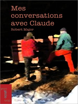 cover image of Mes conversations avec Claude