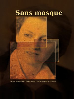 cover image of Sans masque