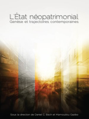 cover image of L' État néopatrimonial