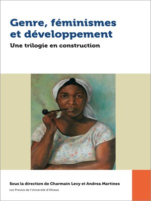 cover image of Genre, féminismes et développement
