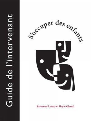 cover image of S'occuper des enfants