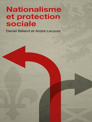 cover image of Nationalisme et protection sociale