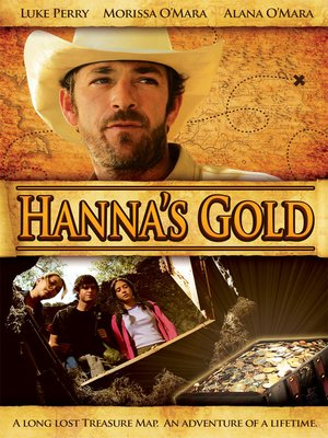 cover image of Hanna's Gold