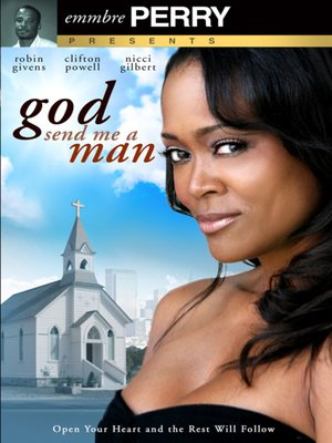 cover image of God Send Me A Man