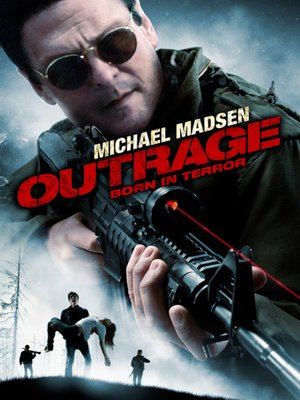 cover image of Outrage Born In Terror