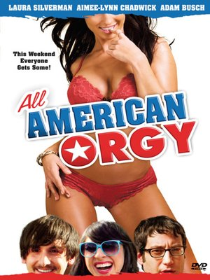 cover image of All American Orgy