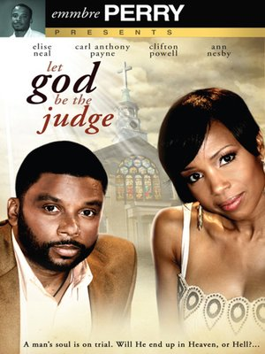 cover image of Let God Be the Judge