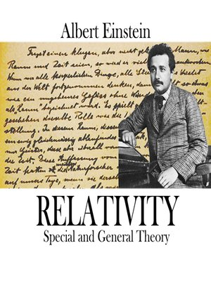 cover image of Relativity of Einstein