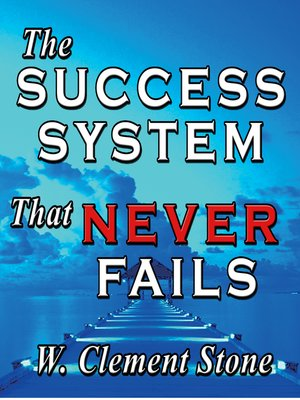 cover image of The Success System That Never Fails