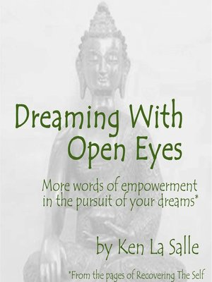 cover image of Dreaming With Open Eyes