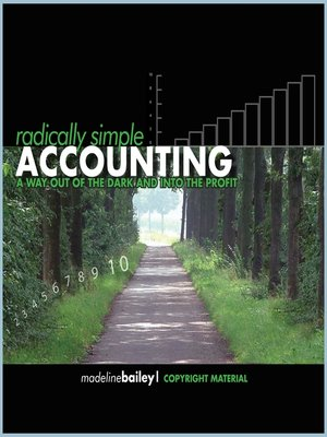 cover image of Radically Simple Accounting