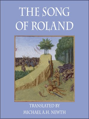 cover image of The Song of Roland