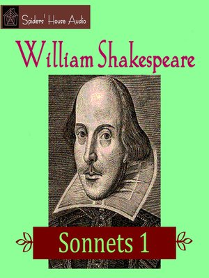 cover image of William Shakespeare: Sonnets