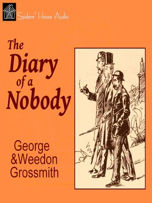 cover image of The Diary of a Nobody