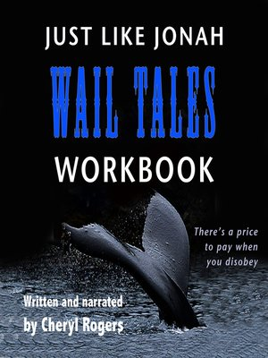 cover image of Just Like Jonah Wail Tales Workbook
