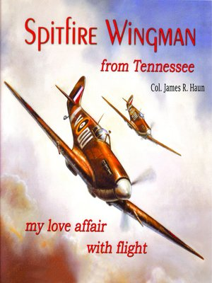 cover image of Spitfire Wingman from Tennessee