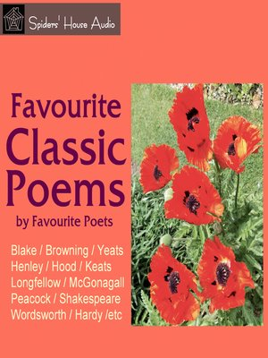 cover image of Favourite Classic Poems