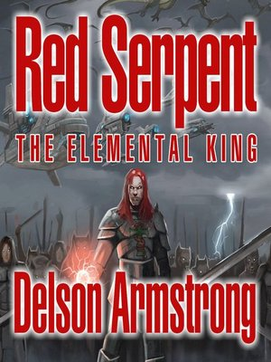 cover image of The Elemental King