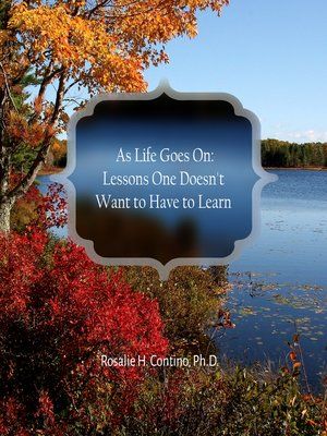 cover image of As Life Goes On