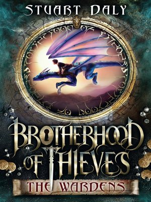 cover image of Brotherhood of Thieves 1