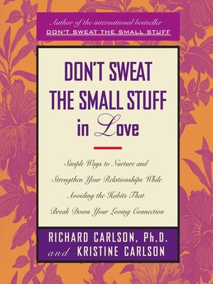 Stop Thinking Start Living Richard Carlson Pdf