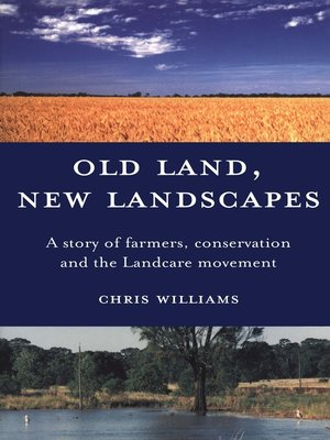 cover image of Old Land, New Landscapes
