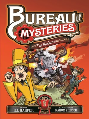 cover image of Bureau of Mysteries 2