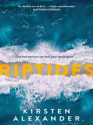 cover image of Riptides
