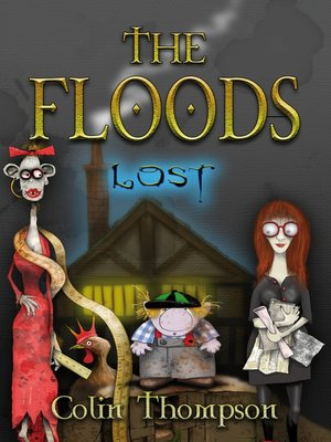 cover image of Floods 10