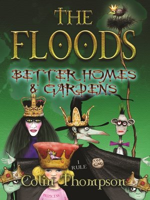 cover image of Floods 8