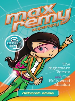 cover image of The Nightmare Vortex / The Hollywood Mission