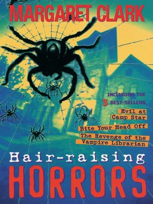 cover image of Hair Raising Horrors (3 In 1)