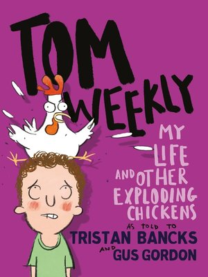 cover image of My Life and Other Exploding Chickens