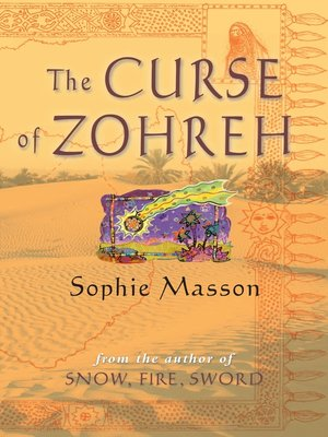cover image of The Curse of Zohreh