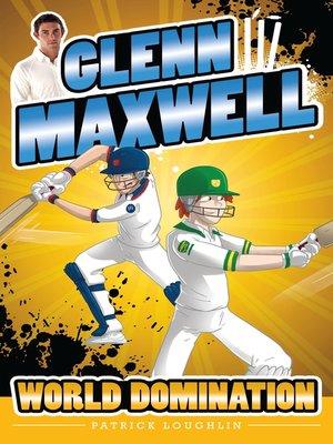 cover image of Glenn Maxwell 4