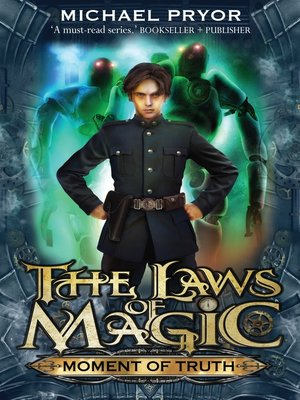 cover image of Laws of Magic 5