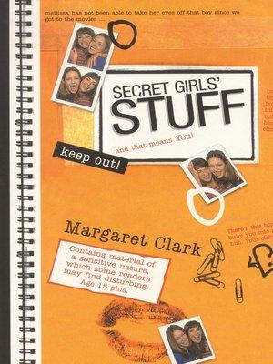 cover image of Secret Girls' Stuff