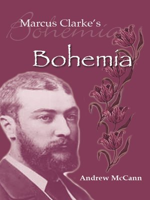 cover image of Marcus Clarke's Bohemia