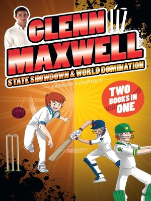 cover image of Glenn Maxwell 3 & 4 Bindup