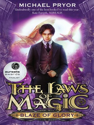 cover image of Laws of Magic 1