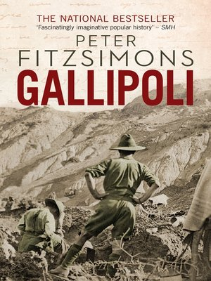 cover image of Gallipoli