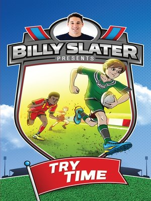 cover image of Billy Slater 1