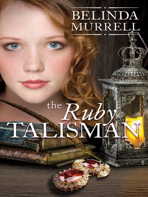 cover image of The Ruby Talisman
