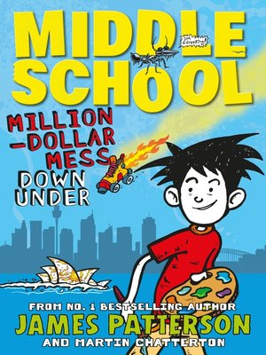 cover image of Million-Dollar Mess Down Under