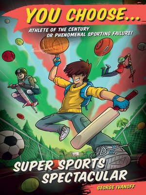 cover image of Super Sports Spectacular