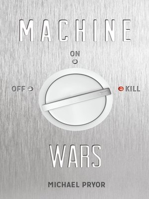 cover image of Machine Wars