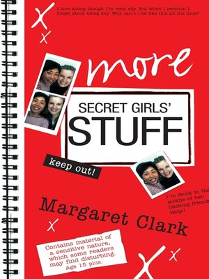 cover image of More Secret Girls' Stuff