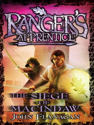 cover image of The Siege of Macindaw