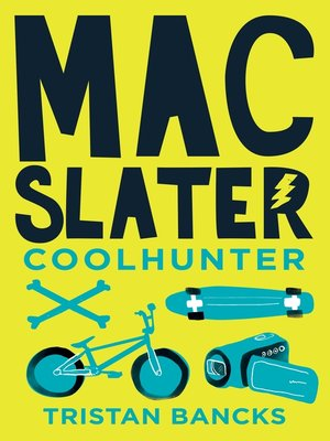 cover image of Mac Slater 1