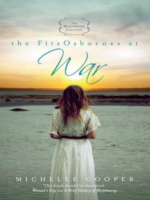 cover image of FitzOsbornes at War
